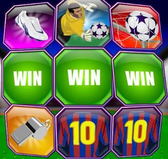 The Big Match Winning Scratchcard 1