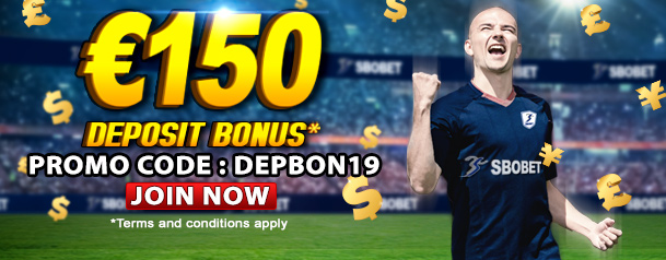 Deposit Bonus Promotion Terms and Conditions | SBOBET Information Center