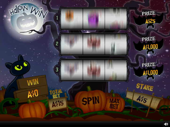 Hallow Win Spinning