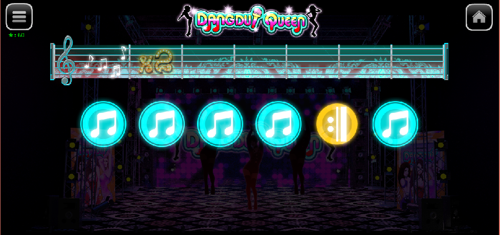 Dangdut Queen bonus game 6 buttons remaining scene.jpg