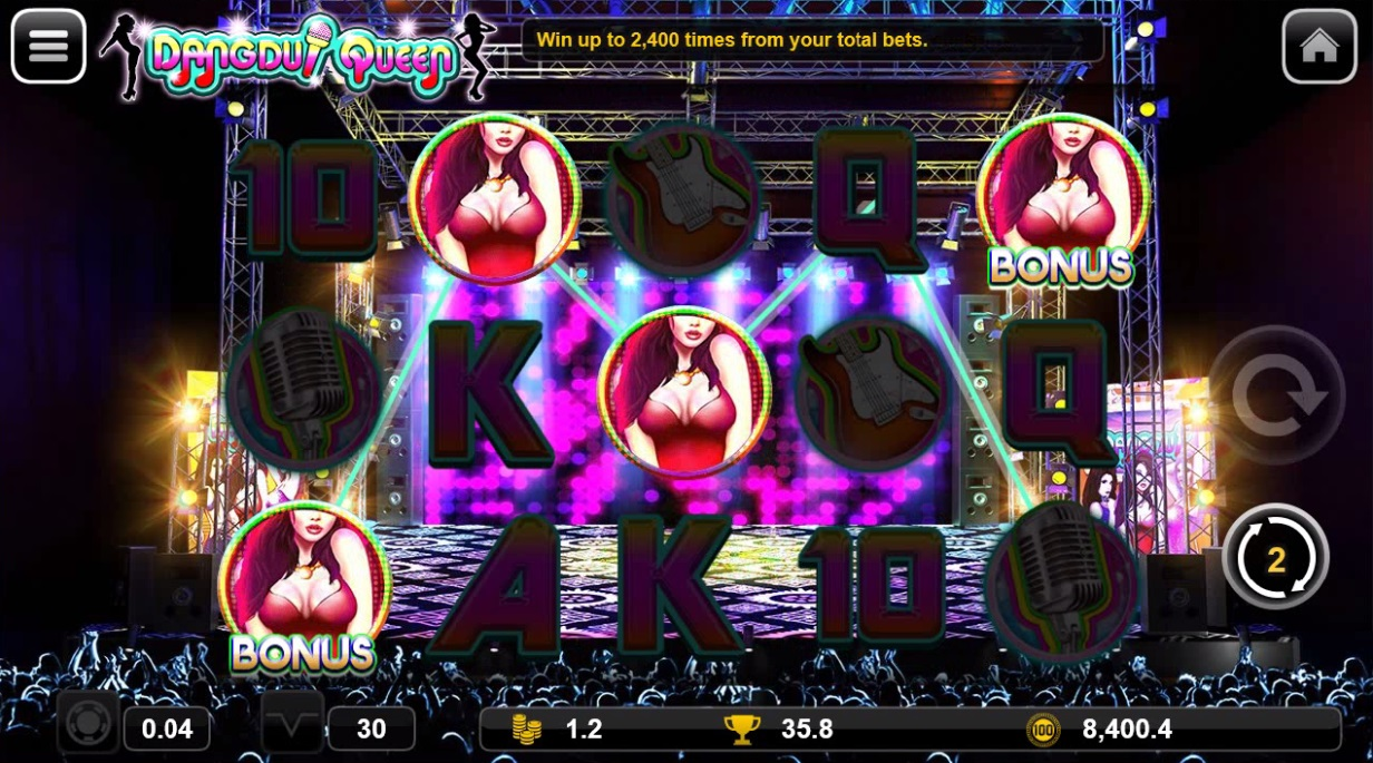 Dangdut Queen bonus games symbol animated .jpg