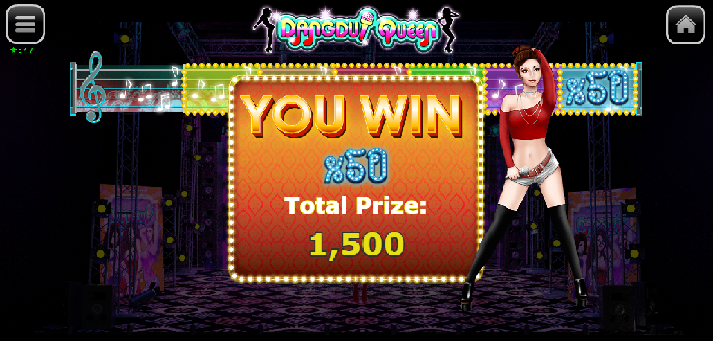 Dangdut Queen bonus game total prize displayed scene.jpg