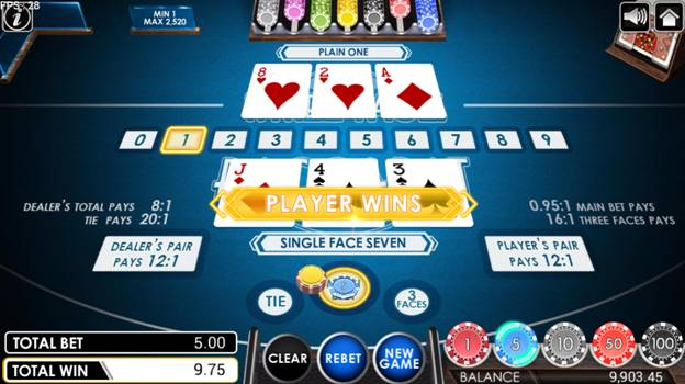 Three Faces Baccarat game results.jpg