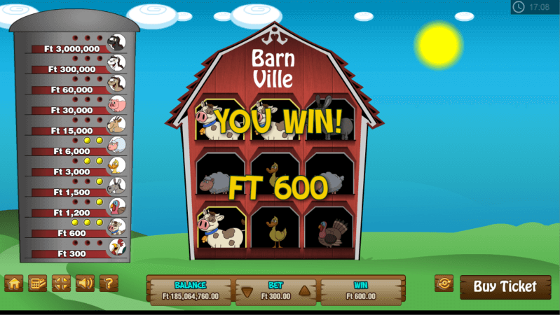 How do I place a bet in Barn Ville? | SBOBET Information Center