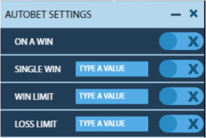 What are the game controls used in Zodiac Fortune? | SBOBET Information Center