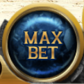 Shanghai Godfather max bet button