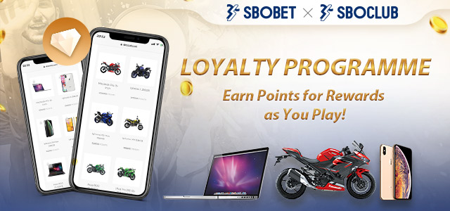 """SBOClub Loyalty Programme (""""SBO Rewards"""") Terms and Conditions"""