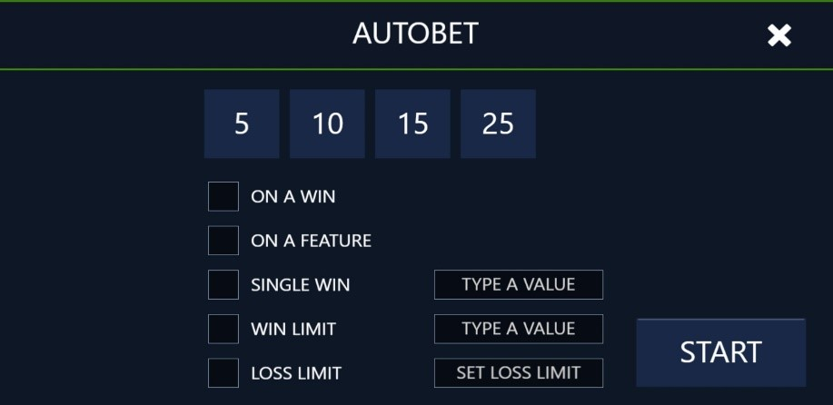 Xi You Ji Autobet setting 2