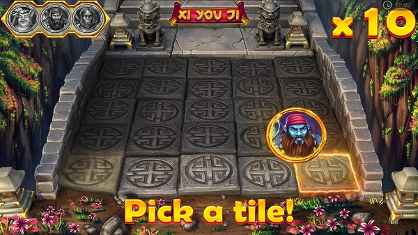 Xi You Ji Pick A Tile